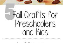 Crafts/Fall