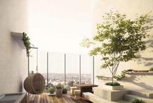 Interior render - rendering interni / Rendering di interni di architettura - architectural interior render visualization