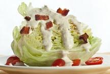 Salad's & Dressings / by Monya Heath Williams