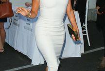 White / White outfits