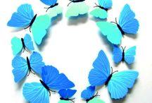 SK Samolepky na stenu, 3D nálepky na stenu, dekor nálepky, zrkadlové nálepky na stenu