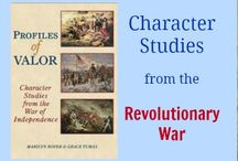 Homeschool History - 1700s