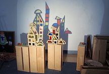 kindergarten block play