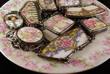 Porcelánové šperky