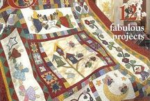 patchwork-quiltning