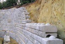 mur beton