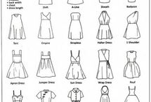 dessin vêtements