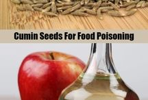 Remedies for Food poisoning..