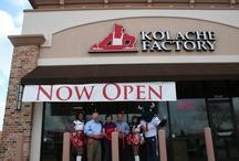 Kolache Factory Locations