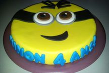 Gateaux / Cartoon cake