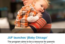 Jewish Family Life and JUF / by Jewish United Fund of Chicago