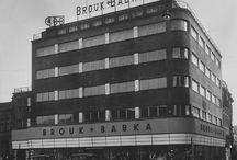 Czech 20th century architecture