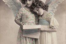 Nostalgic angels