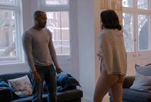 Tonia Sotiropoulou topless in film Brotherhood