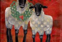 Sheep/ Lamb / by Erika Holmes