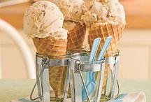 Food:  Ice Cream & Frozen Treats / by Betty Clark