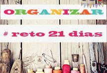Reto 21 días ; organiza tu casa en Labores en Red / by siona