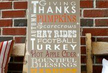 Thanksgiving / by Jenn