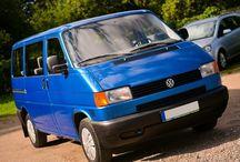 Flota / Galeria Minibus Volkswagen Transporter