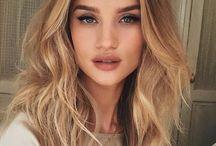 Mellomlangt hår