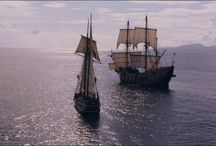 aesthetic | pirates