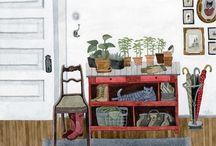 House - inside and outside 3 / ART