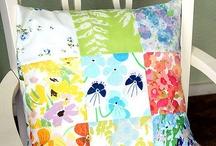 cushion / by Naoko Tsuchiya