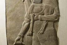 Assyrie, Mésopotamie, Sumer / Civilisations assyrienne, mésopotamienne & sumérienne.