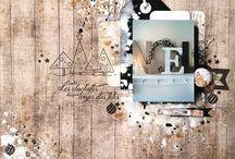 -- Scrap : inspirations -- / by Stéphanie Labile Rondeaux