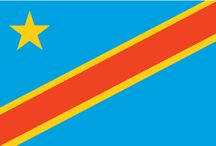 Congo - Democratic Republic / Places to see in the democratic Republic of the Congo