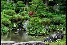 Style ogrodów