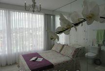 Decoração da minha suite! / Veja + Inspirações e Dicas de decoração no blog!  www.construindominhacasaclean.com