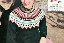 Sweater Design Development