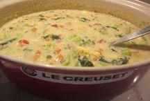 Recipe- Soup & Salad