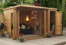 Garden sauna /shed