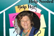 Help Annie find a home! / by Natalie McIvor