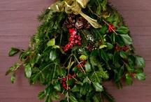 Wreathes, Swags, Door, & Related Decor
