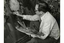 John Frederick Lloyd Strevens (Джон Фредерик Ллойд Стревенс) (1902-1990), АНГЛИЙСКИЙ ХУДОЖНИК / ФЛЕР ОЧАРОВАНИЯ