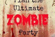 All Things Zombie / Zombie costumes and more!