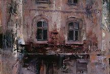 Painting Buildings