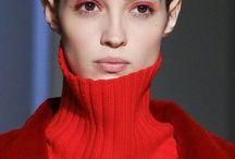 Autumn / Winter 17/18 lipstick and eyes