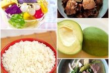 Filipino Food / Beautiful food if my homeland.