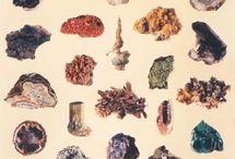 Disegni di Minerali