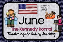 June Teaching Ideas / Fun summer themed activities for kids including sun, beach, and vacation.  Find exciting science experiments and STEM ideas, too.