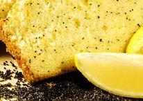 Poppy seed cakes