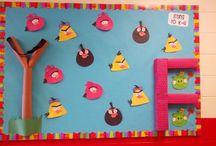 Bulletin board ideas / by Sarah Lee