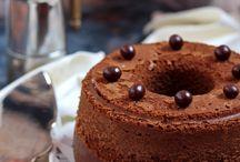 torta morbida al caffè, vegana