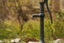 Old Water Pump / by Lisa DeCicco