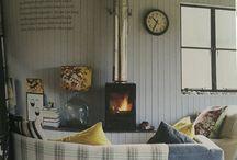 beach house stove
