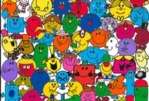 The Mr Men and Little Miss